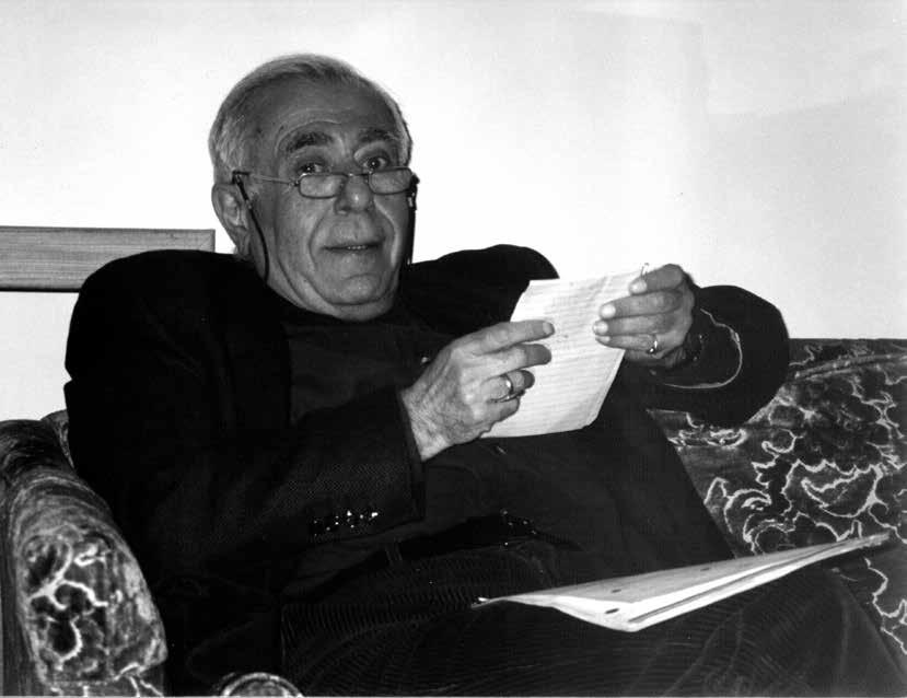 بهمن محصص ـ عکس از علی دهباشی