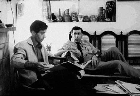 مهر ماه ۱۳۴۷ ـ منزل بهمن محصص