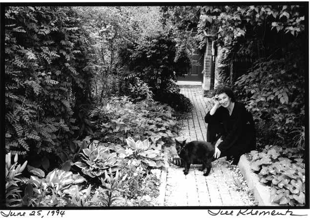 مارگارت آتوود ـ 1994 عکس از: ژیل کرمنتز