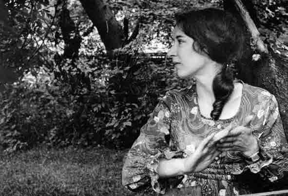 مارگارت آتوود ، عکاس شلی گریمسون، 1970