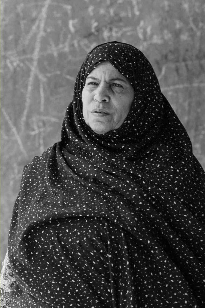 کنیز، عکس از ستاره حیدری